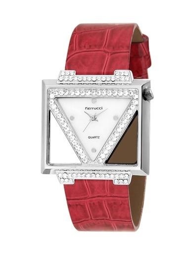 Ferrucci Saat Kırmızı